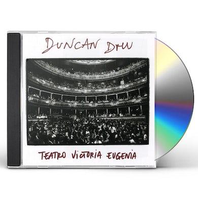 Duncan Dhu TEATRO VICTORIA EUGENIA-SENCIL CD