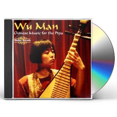 Wu Man CHINESE PIPA MUSIC CD