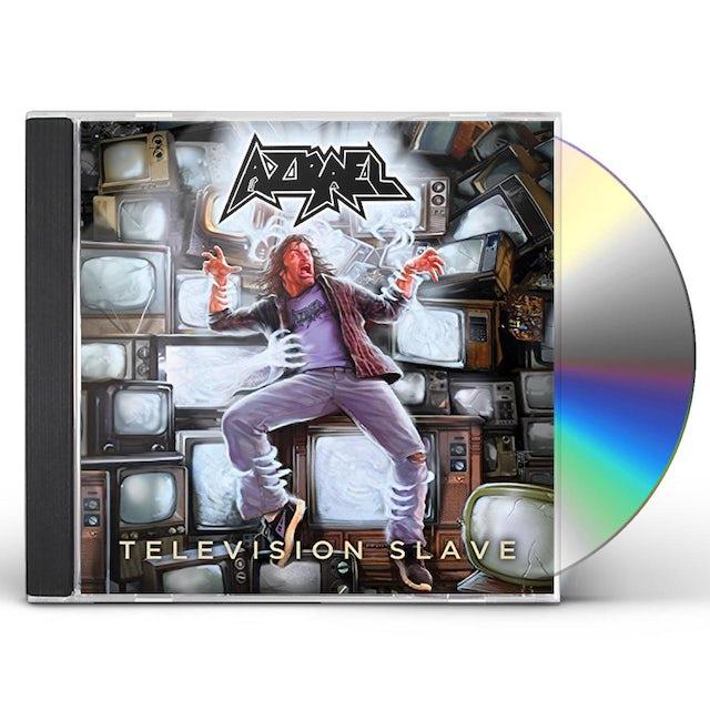 Azrael TELEVISION SLAVE CD