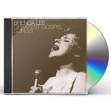 Brenda Lee GREATEST GOSPEL SONGS CD