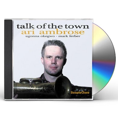 Ari Ambrose TALK OF THE TOWN CD