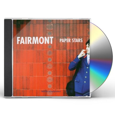 Fairmont PAPER STARS CD
