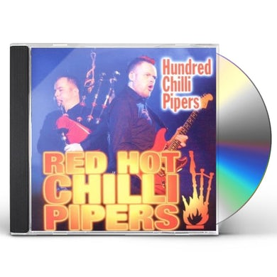 HUNDRED CHILLI PIPERS CD