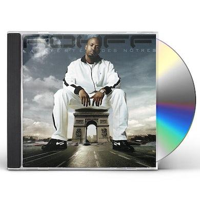 Rohff FIERTE DES NOTRES CD