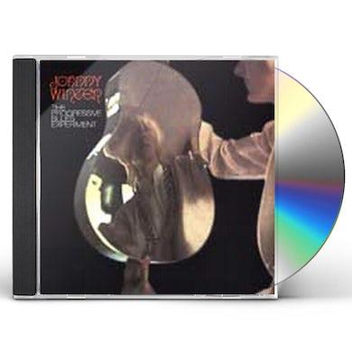 Johnny Winter PROGRESSIVE BLUES EXPERIMENT CD