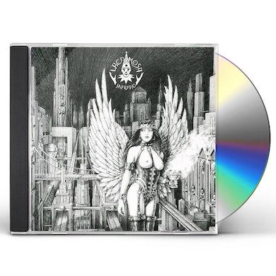 Lacrimosa INFERNO CD