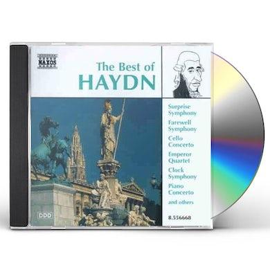 BEST OF HAYDN CD
