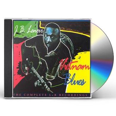 J.B. Lenoir VIETNAM BLUES: COMPLETE L & R CD