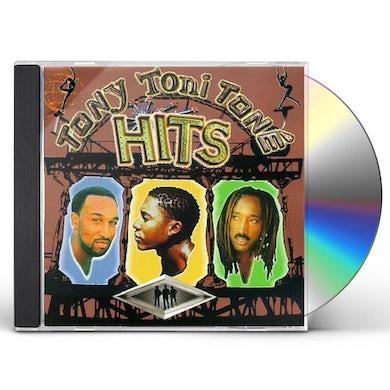 Tony Toni Tone GREATEST HITS CD