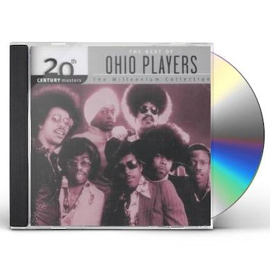 Ohio Players 20TH CENTURY MASTERS CD