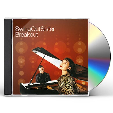 Swing Out Sister BREAKOUT: BEST OF CD