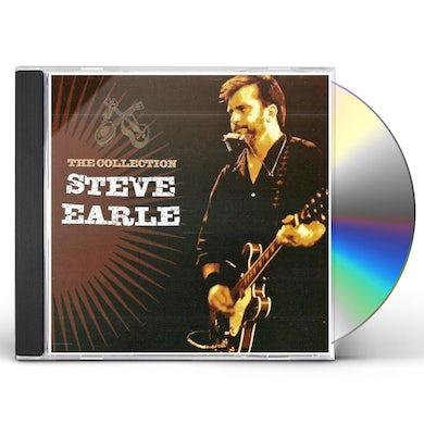 Steve Earle & The Dukes COLLECTION CD