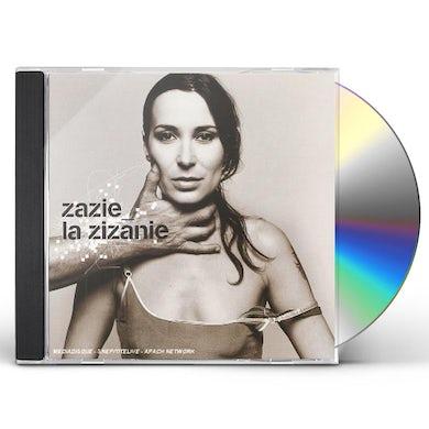 Zazie ZIZANIE CD