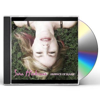 Sara Hickman ABSENCE OF BLAME CD