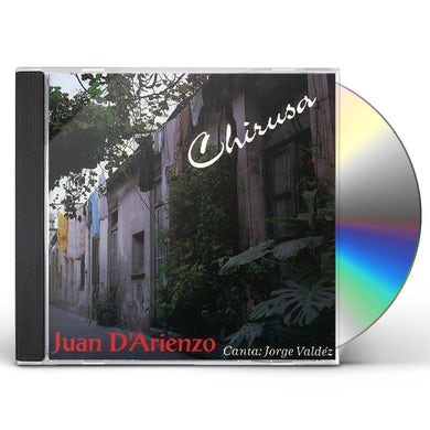 Juan d'Arienzo CHIRUSA CD