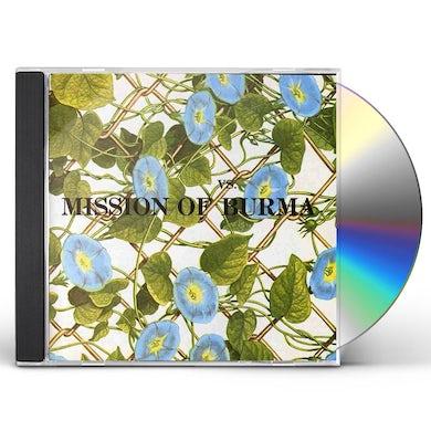 Mission Of Burma VS CD