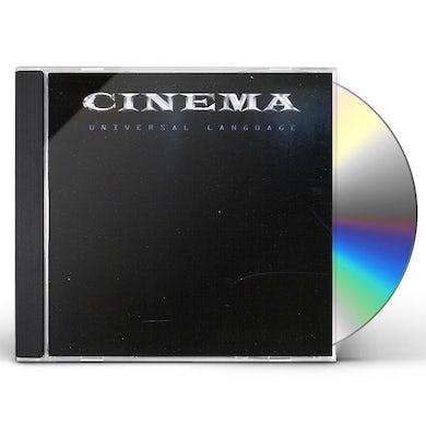 CINEMA UNIVERSAL LANGUAGE CD