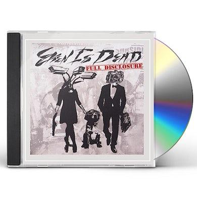 FULL DISCLOSURE CD