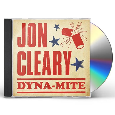 Jon Cleary DYNA-MITE CD
