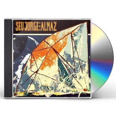 Seu Jorge ALMAZ CD