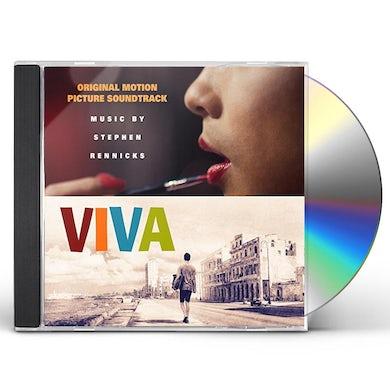 Stephen Rennicks VIVA - Original Soundtrack CD
