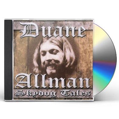 Duane Allman Skydog Tales CD