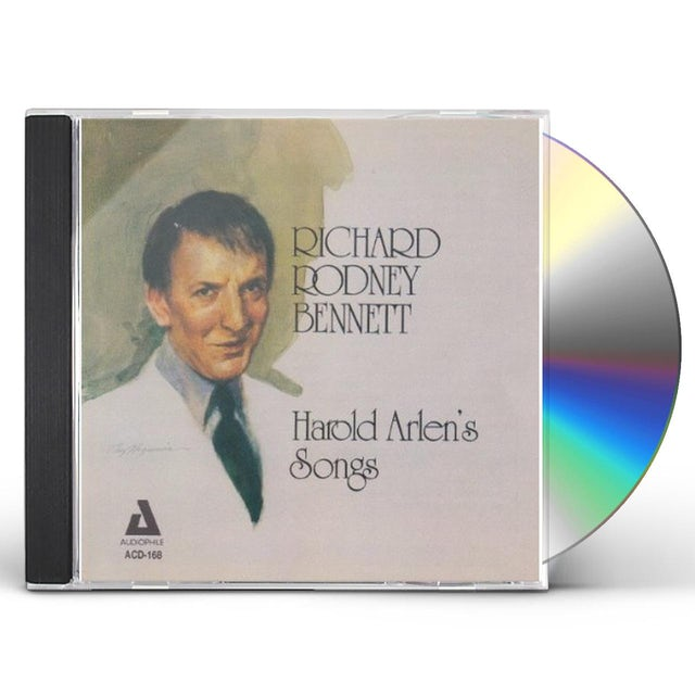 Richard Rodney Bennett HAROLD ARLEN TUNES CD