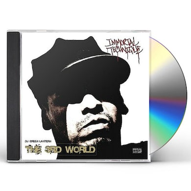 Immortal Technique 3RD WORLD CD