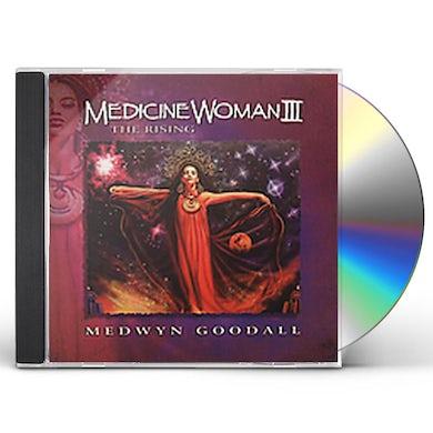 Medwyn Goodall MEDICINE WOMAN 3 CD