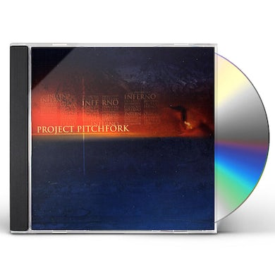 Project Pitchfork INFERNO CD