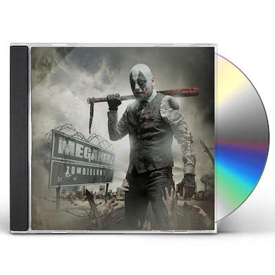 Megaherz ZOMBIELAND CD