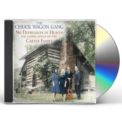 No Depression In Heaven: The Gospel Songs Of The Carter Family CD
