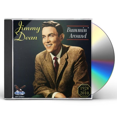 Jimmy Dean BUMMIN' AROUND CD