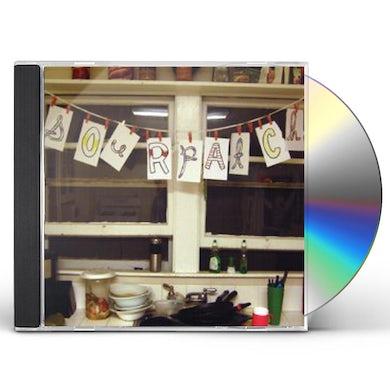 CRUSHIN CD