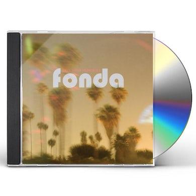 Fonda SELL YOUR MEMORIES CD