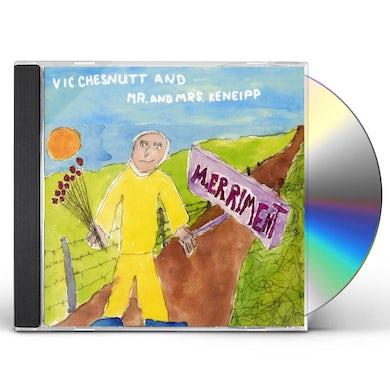Vic Chesnutt MERRIMENT CD