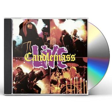 CANDLEMASS LIVE CD