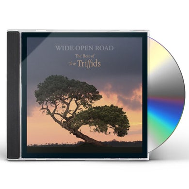 WIDE OPEN ROAD: THE BEST OF THE TRIFFIDS CD