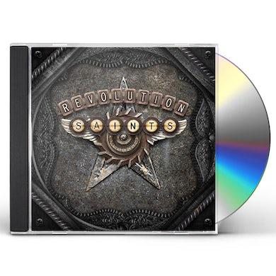 Revolution Saints CD