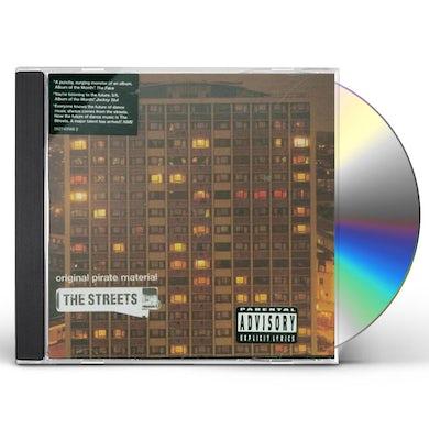Streets ORIGINAL PIRATE MATERIAL CD
