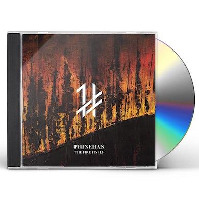 FIRE ITSELF CD