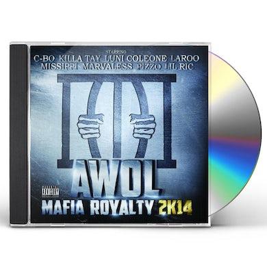MAFIA ROYALTY 2K14 CD