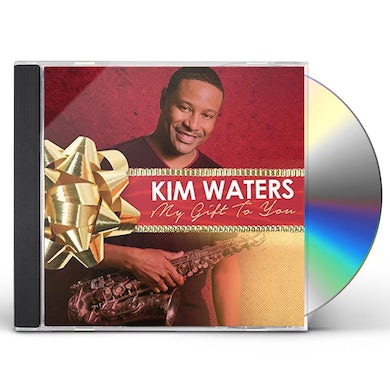 Kim Waters GIFT FOR YOU CD