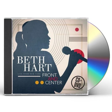 Beth Hart FRONT AND CENTER LIVE FROM NEW YORK CD