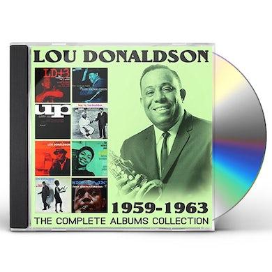 Lou Donaldson COMPLETE ALBUMS COLLECTION: 1959-1963 CD