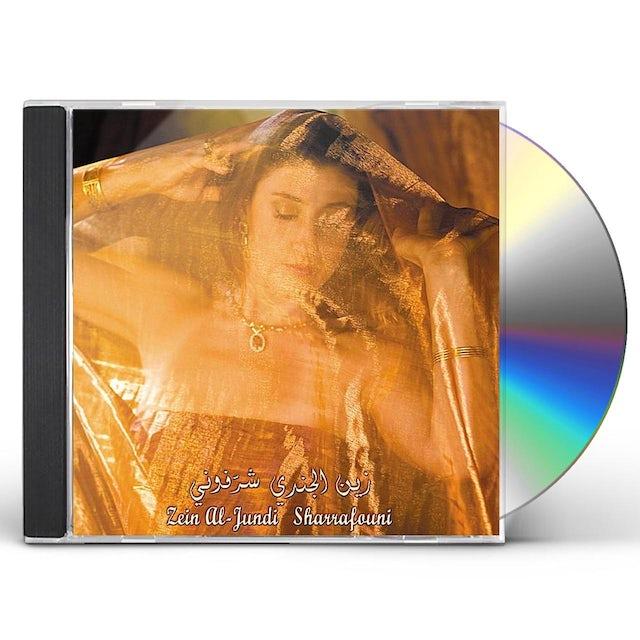 Zein Al-Jundi SHARRAFOUNI CD