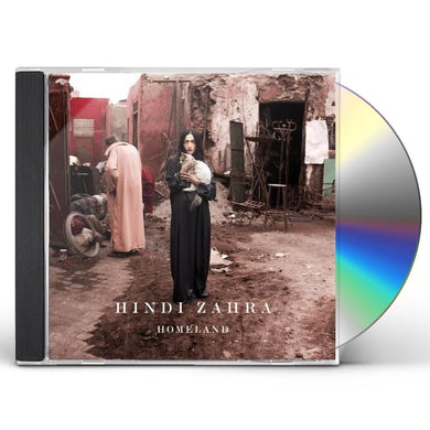 Hindi Zahra HOMELAND CD