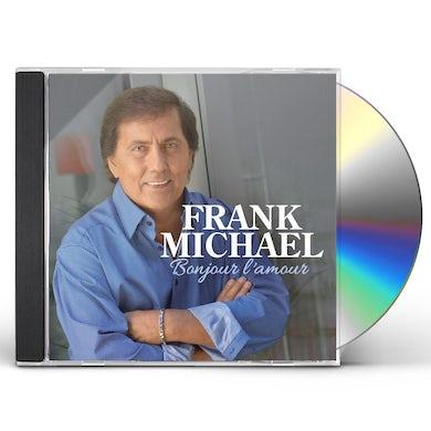 Frank Michael BONJOUR L'AMOUR CD