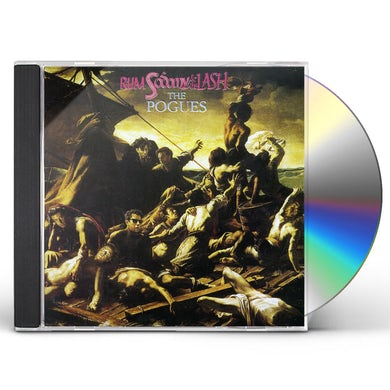 The Pogues RUM SODOMY & THE LASH (METAL BOX) CD