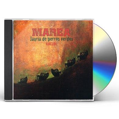 MAREA JAURIA DE PERROS VERDES CD